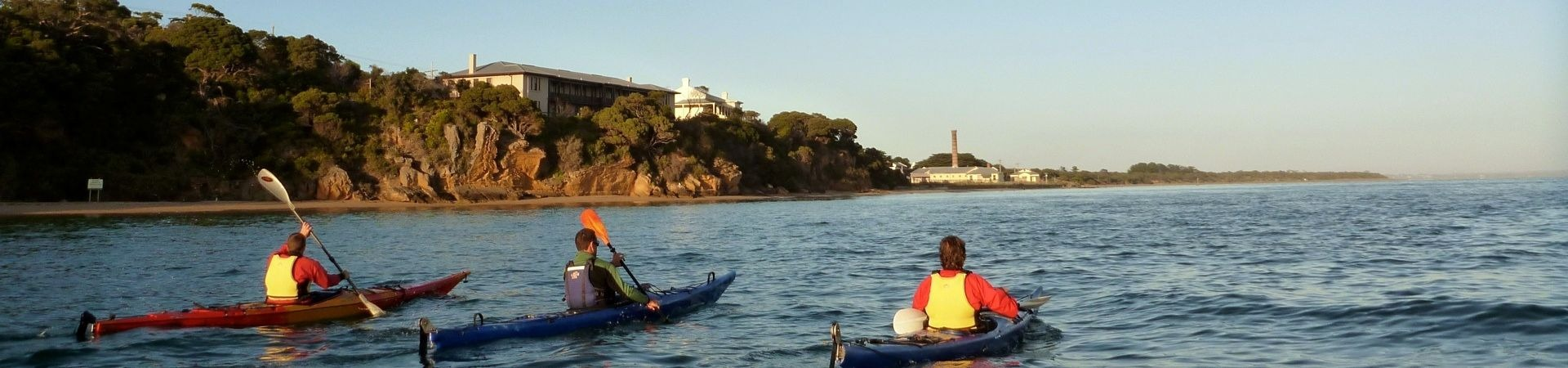 Kayak - Point Nepean 39 - 1920x450