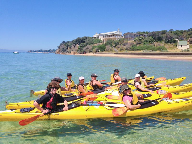 Sporting Getaways | Sports Groups | Group Accommodation | Team Building | Team Bonding | Leadership Development | Group Trips | Bayplay Mornington Peninsula