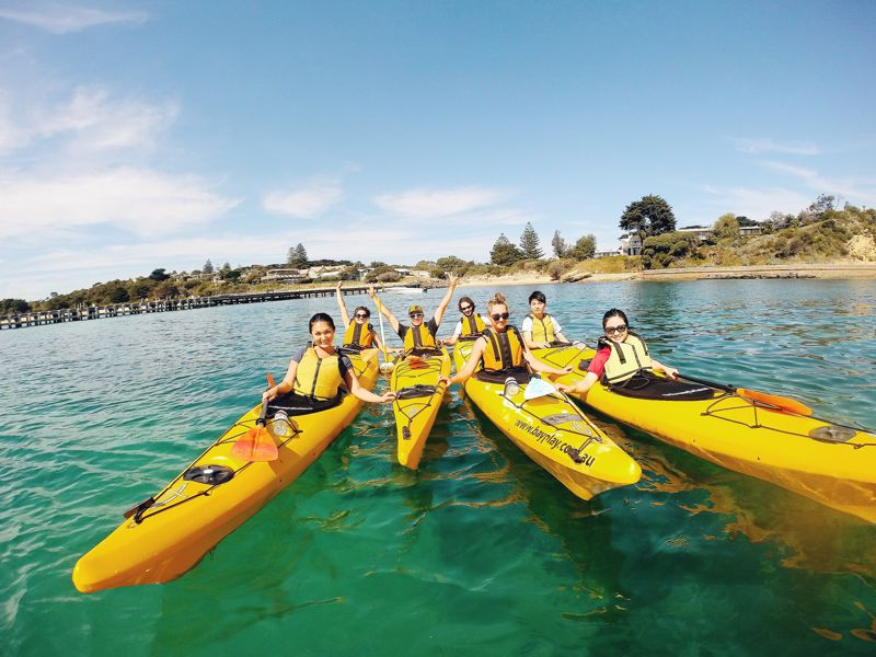 kayak mornington peninsula | kayaking mornington peninsula | kayak hire mornington peninsula | bayplay kayak hire | Melbourne | Kayaking Melbourne