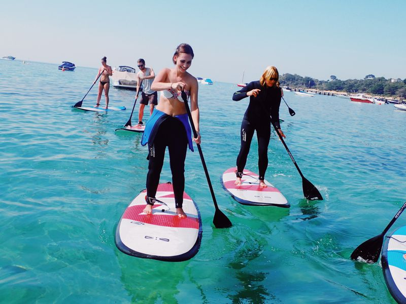 stand-up paddleboard | stand-up paddle board | SUP hire | paddleboard hire | bayplay adventure tours | Mornington Peninsula